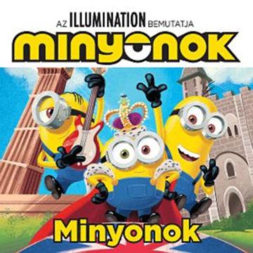 Minyonok - Minyonok termékhez kapcsolódó kép