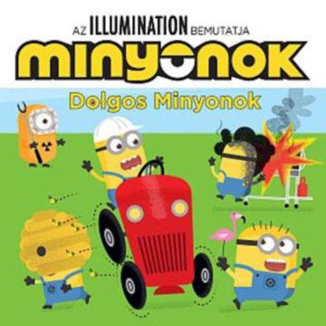 Minyonok - Dolgos minyonok termékhez kapcsolódó kép