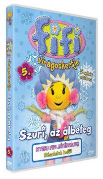 Fifi 5. - Szuri, az álbeteg termékhez kapcsolódó kép
