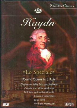 Haydn - Lo speziale termékhez kapcsolódó kép