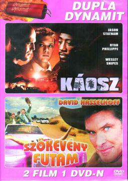 Káosz - Szökevény futam - 2 film 1 DVD-n termékhez kapcsolódó kép