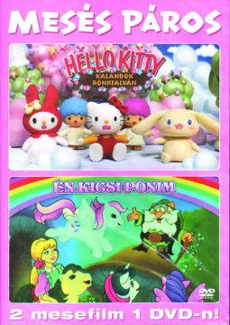 Hello Kitty 1. - Én kicsi pónim - 2 mese 1 DVD-n termékhez kapcsolódó kép