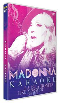 Madonna karaoke termékhez kapcsolódó kép