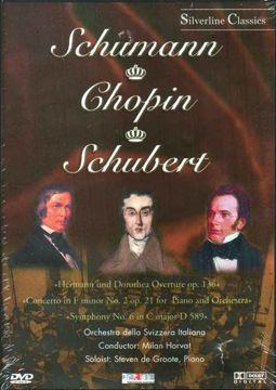 Schumann - Chopin - Schubert termékhez kapcsolódó kép
