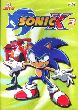 Sonic X 3. termékhez kapcsolódó kép