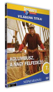 Világunk titkai 7. - Kolumbusz, a nagy felfedező termékhez kapcsolódó kép