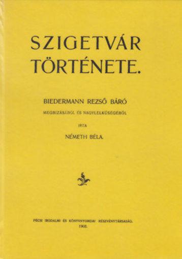 Szigetvár története termékhez kapcsolódó kép
