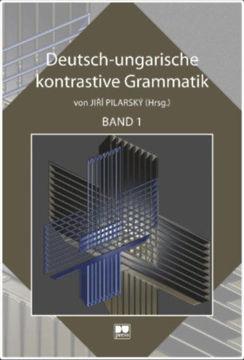 Deutsch-ungarische kontrastive Grammatik - Band 1-3 termékhez kapcsolódó kép