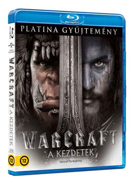 Warcraft: A kezdetek (platina gyűjtemény) termékhez kapcsolódó kép