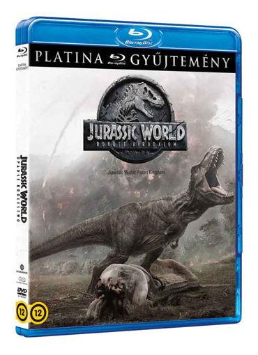 Jurassic World: Bukott birodalom (platina gyűjtemény) termékhez kapcsolódó kép