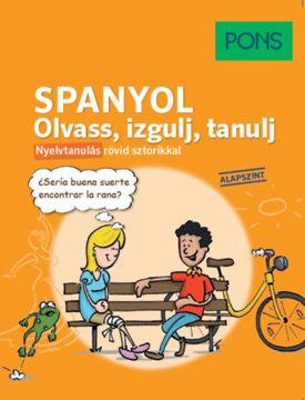 PONS Spanyol - Olvass, izgulj, tanulj termékhez kapcsolódó kép