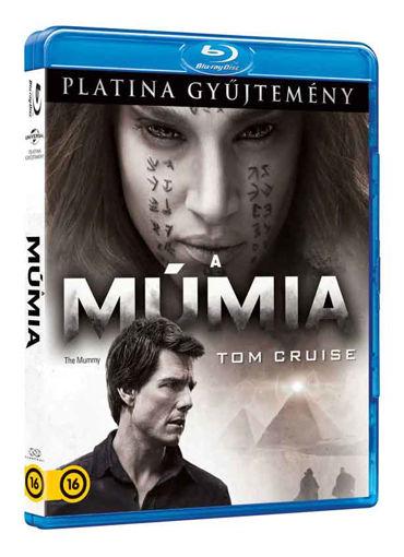 A múmia (2017) (Platina gyűjtemény) termékhez kapcsolódó kép