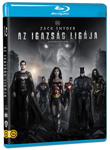 Zack Snyder: Az Igazság Ligája (2021) (2 BD) termékhez kapcsolódó kép