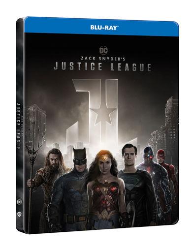 Zack Snyder: Az Igazság Ligája (2021) (2 BD) - limitált, fémdobozos változat (steelbook) termékhez kapcsolódó kép