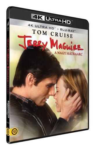Jerry Maguire - A nagy hátraarc (UHD+BD) termékhez kapcsolódó kép