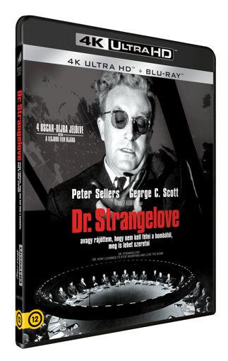 Dr. Strangelove (UHD+BD) termékhez kapcsolódó kép
