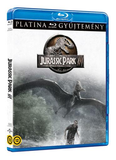 Jurassic Park 3. (platina gyűjtemény) termékhez kapcsolódó kép